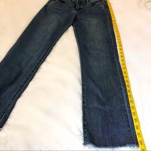 Banana Republic Jeans - Banana Republic girlfriend stretch Jeans *je-12
